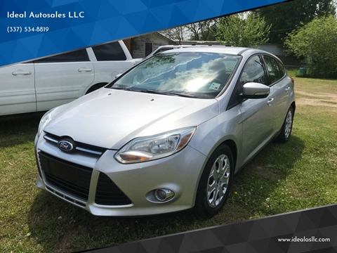 Ford Focus For Sale in Lafayette, LA - Ideal Autosales LLC