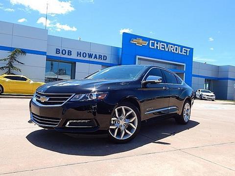 2017 Chevrolet Impala for sale in Oklahoma City, OK