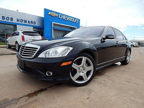 2008 Mercedes-Benz S-Class for sale in Oklahoma City, OK