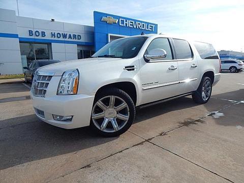 2013 Cadillac Escalade ESV for sale in Oklahoma City, OK