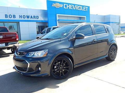 2018 Chevrolet Sonic for sale in Oklahoma City, OK
