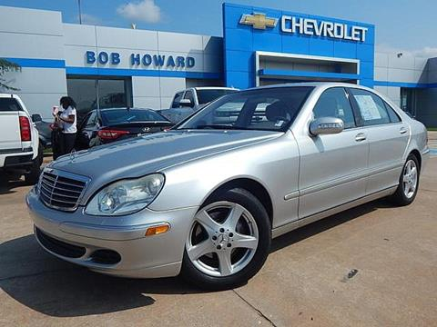 2004 Mercedes-Benz S-Class for sale in Oklahoma City, OK