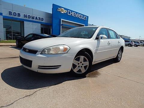 2008 Chevrolet Impala for sale in Oklahoma City, OK