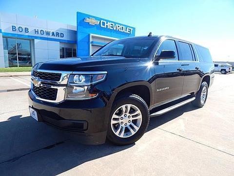 2017 Chevrolet Suburban for sale in Oklahoma City, OK