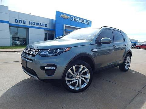 2015 Land Rover Discovery Sport for sale in Oklahoma City, OK