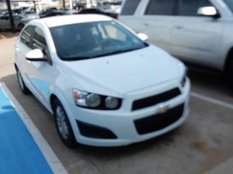 2013 Chevrolet Sonic for sale in Oklahoma City, OK