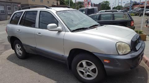 2003 Hyundai Santa Fe for sale in Beverly, MA