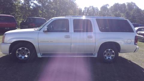 2005 Cadillac Escalade ESV for sale in Benson, NC