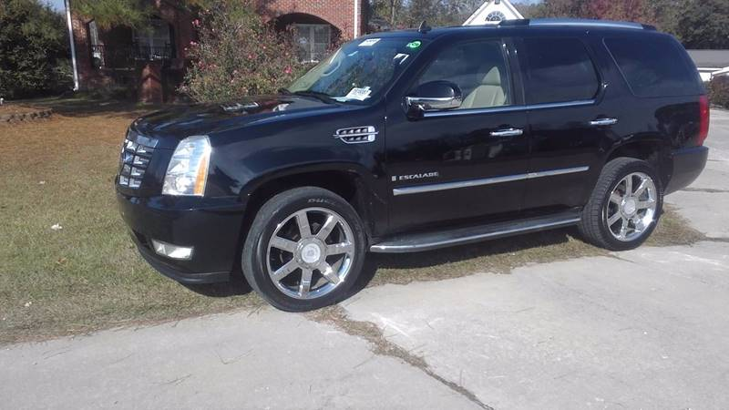 2009 Cadillac Escalade In Benson Nc Young S Auto Sales