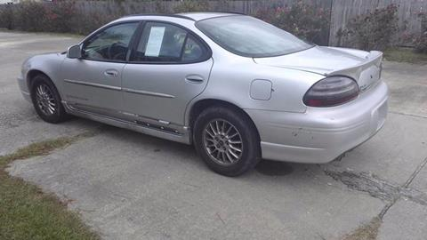 2001 Pontiac Grand Prix for sale in Benson, NC