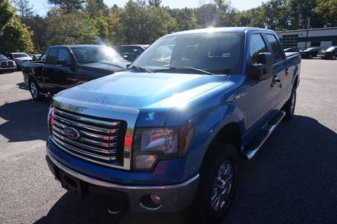 2011 Ford F-150 for sale in Bridgewater, MA