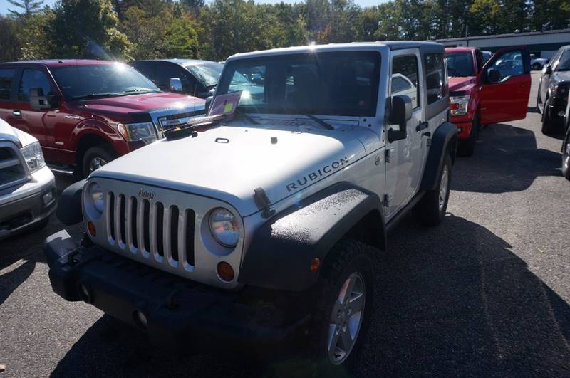 2011 Jeep Wrangler For Sale At Labelle Sales U0026 Service In Bridgewater MA