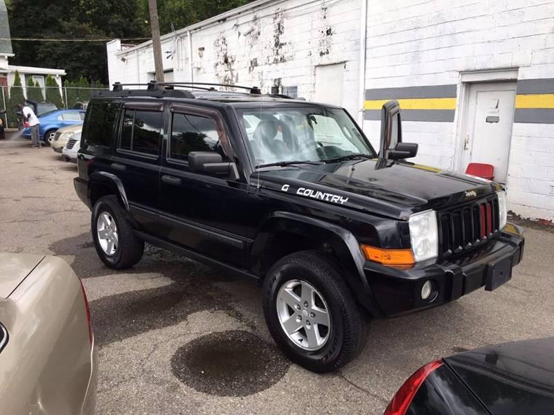 2006 jeep commander in detroit mi oakwood car center