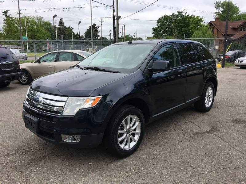 Ford Edge For Sale At Oakwood Car Center In Detroit Mi