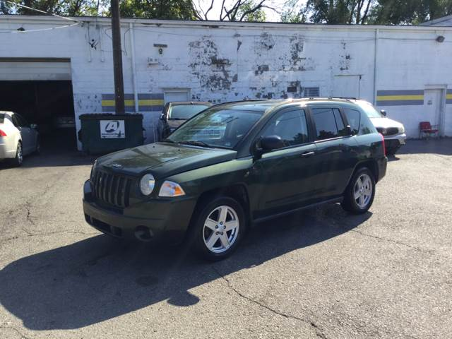 2007 Jeep Compass For Sale At Oakwood Car Center In Detroit MI