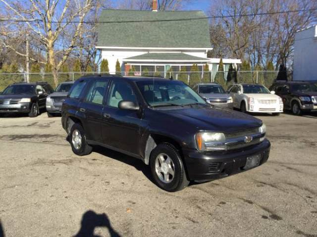 2006 Chevrolet TrailBlazer For Sale At Oakwood Car Center In Detroit MI