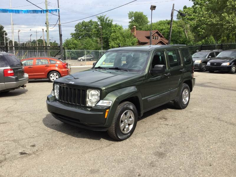 2009 Jeep Liberty For Sale At Oakwood Car Center In Detroit MI