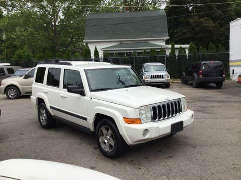 2009 Jeep Commander for sale in Detroit, MI