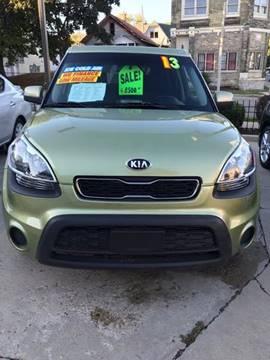 2013 Kia Soul for sale in Milwaukee, WI