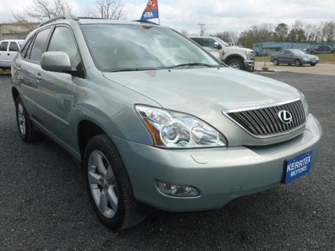2007 Lexus RX 350 for sale in Kerrville TX