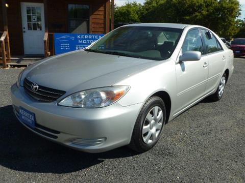 2003 Toyota Camry for sale in Kerrville TX