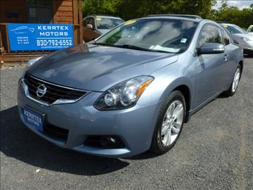 2011 Nissan Altima for sale in Kerrville, TX