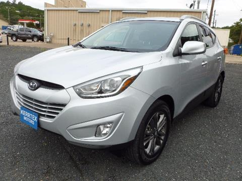 2014 Hyundai Tucson for sale in Kerrville TX