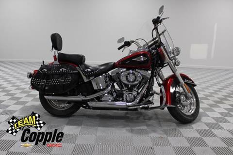 2012 Harley Davidson Heritage Softail for sale in Louisville, NE
