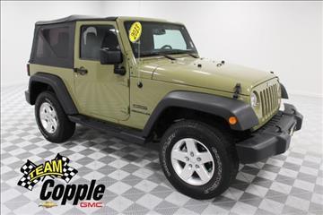 2013 Jeep Wrangler for sale in Louisville, NE