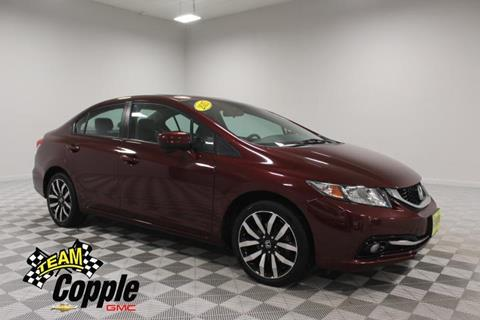 2015 Honda Civic for sale in Louisville, NE