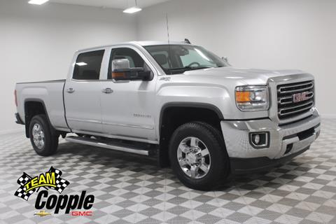 2015 GMC Sierra 2500HD for sale in Louisville, NE