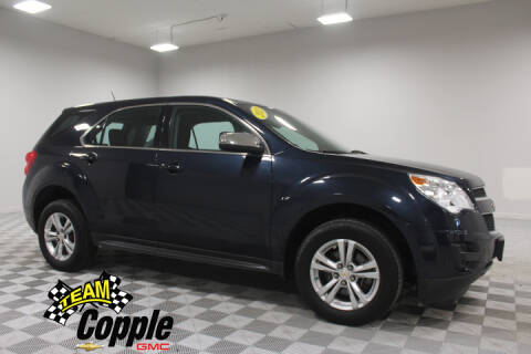 2015 Chevrolet Equinox LS for sale at Copple Chevrolet GMC Inc in Louisville NE