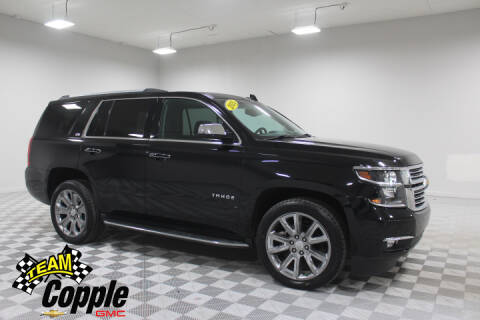 2015 Chevrolet Tahoe LTZ for sale at Copple Chevrolet GMC Inc in Louisville NE