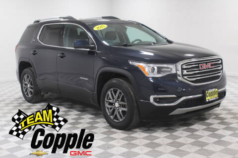 2017 GMC Acadia SLT-1 for sale at Copple Chevrolet GMC Inc in Louisville NE