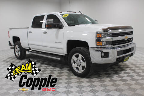 2016 Chevrolet Silverado 3500HD for sale at Copple Chevrolet GMC Inc in Louisville NE