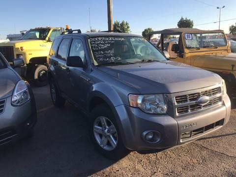 2008 Ford Escape Hybrid for sale in Albuquerque, NM