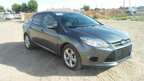 2014 Ford Focus for sale in Albuquerque, NM