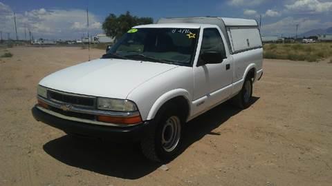 2002 Chevrolet S-10 for sale in Albuquerque, NM