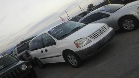 2007 Ford Freestar for sale in Albuquerque, NM