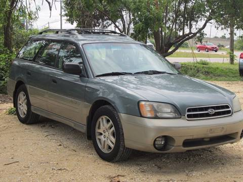 2001 Subaru Outback for sale in Austin, TX