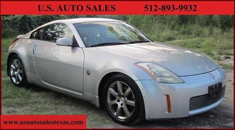 2003 Nissan 350Z for sale in Austin, TX