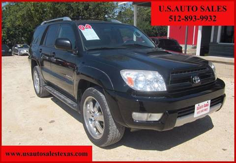 2004 Toyota 4Runner for sale in Austin, TX