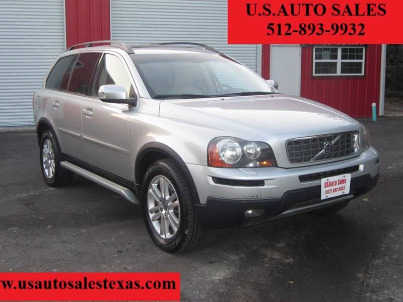 2010 Volvo XC90 3.2 In Austin TX - US Auto Sales