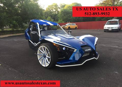 2017 Polaris Slingshot for sale at USA AUTO CENTER in Austin TX