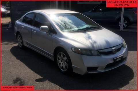 2011 Honda Civic for sale in Austin, TX