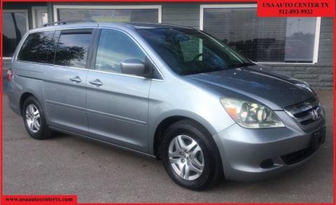 2006 Honda Odyssey for sale in Austin, TX