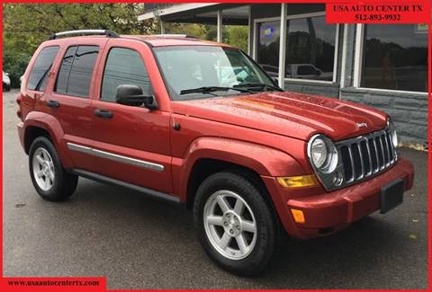 2007 Jeep Liberty for sale in Austin, TX