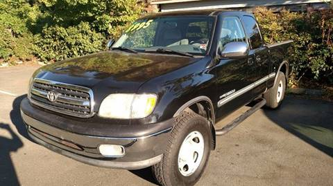 2002 Toyota Tundra for sale in Santa Rosa CA