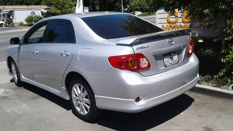 2009 Toyota Corolla for sale in Santa Rosa CA