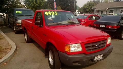 2002 Ford Ranger for sale in Santa Rosa, CA